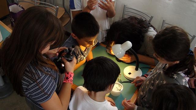 למה הילד שלכם חייב מיקרוסקופ