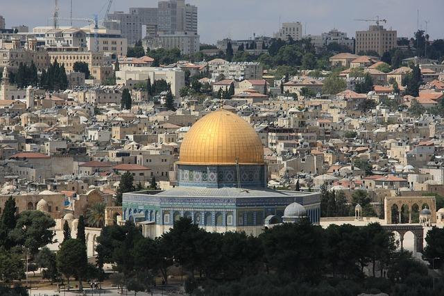 טיולים בירושלים – עבר, הווה והיסטוריה בעיר אחת